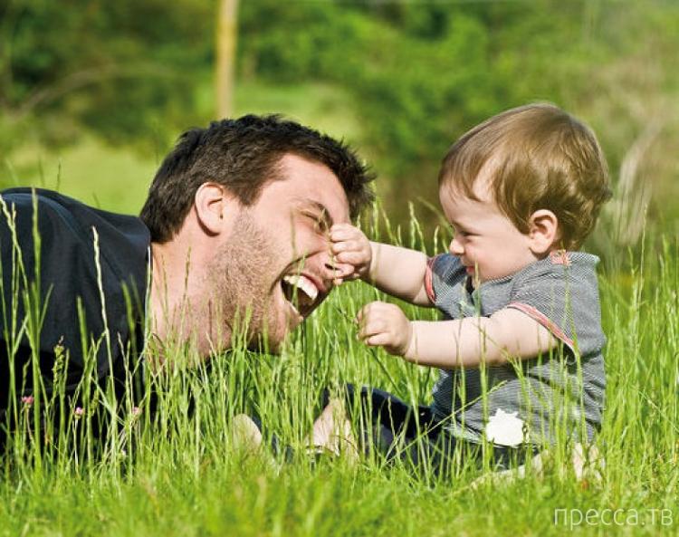 12 открытий, которые сделаешь, став отцом...