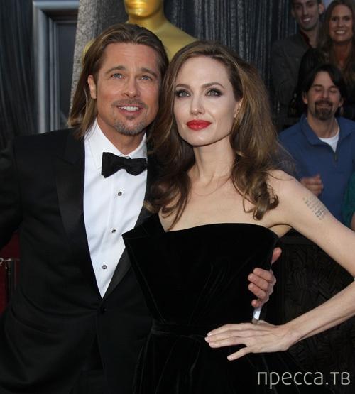 Брэд Питт ради Джоли отказался от съёмок в эротических сценах с другими женщинами (2 фото)