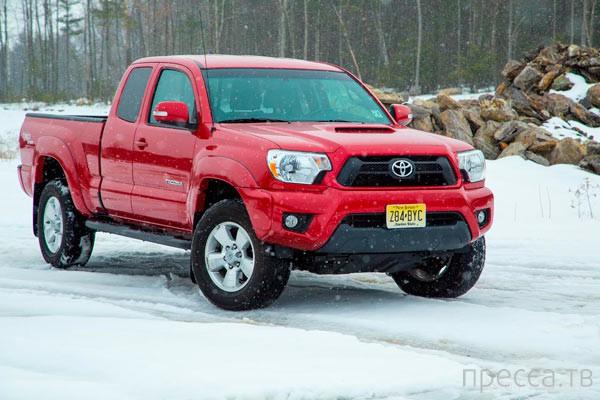 2013 Toyota Tacoma TRD Sport (14 фото)