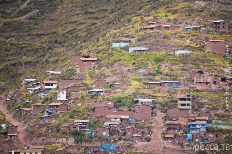 Перу. Город Куско (33 фото)