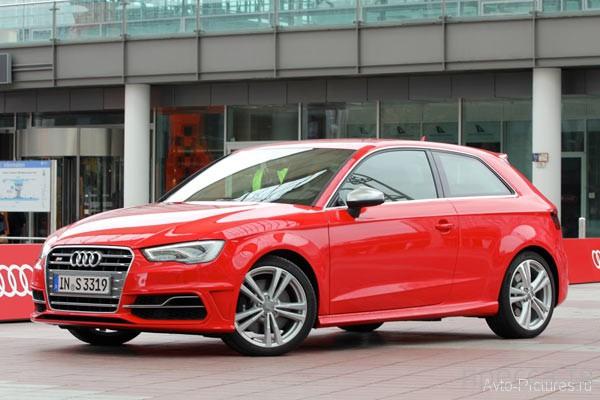 Новинка:  Audi S3 2013 (22 фото + видео)
