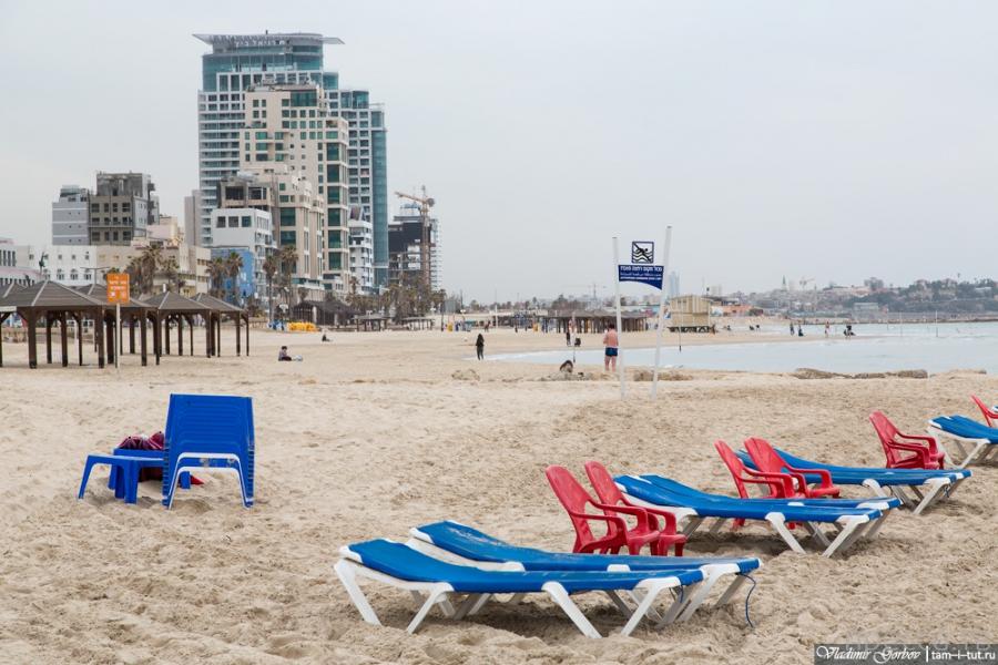 Очерки об Израиле: Тель-Авив (17 фото)