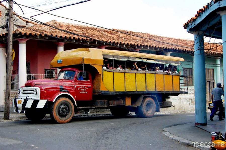Куба. Гавана, часть 1 (17 фото)