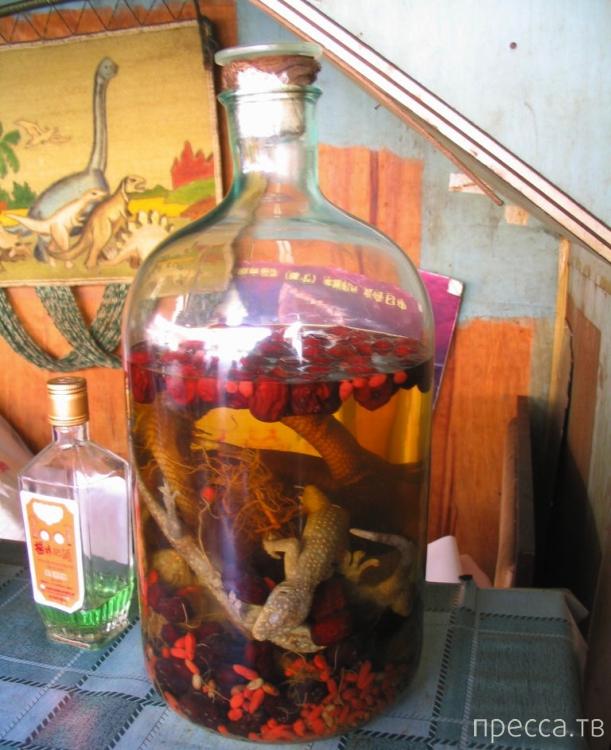 Необычные алкогольные напитки (25 фото)
