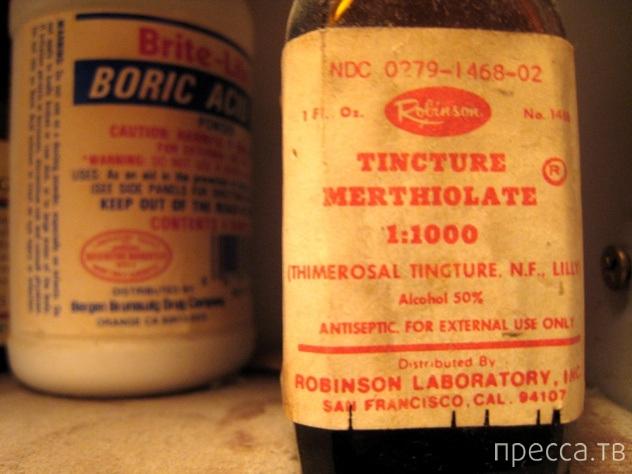 Медицинские средства, принесшие вред, часть 2 (4 фото)