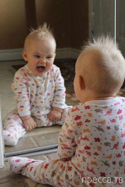 Смешные картинки младенцев с надписью, поздравительные открытки