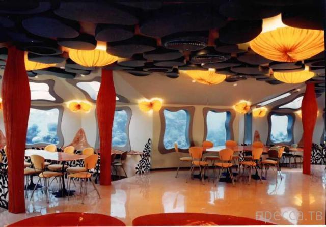 Самые популярные подводные места отдыха (5 фото)