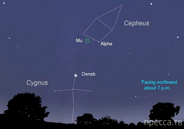 Самые красивые объекты ночного неба, которые стоит увидеть (12 фото)