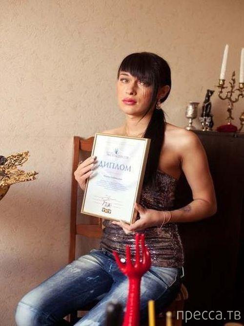 Илона Новосёлова оказалась парнем по имени Андрей (10 фото)