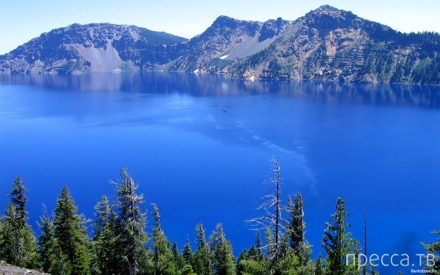 Все самое интересное об озерах... (11 фото)