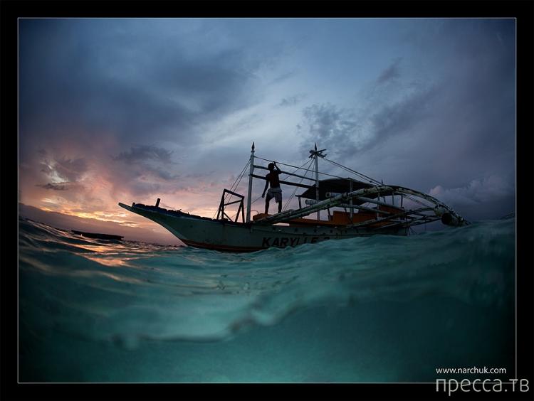 Необыкновенные красоты Филиппин, над и под водой (19 фото)
