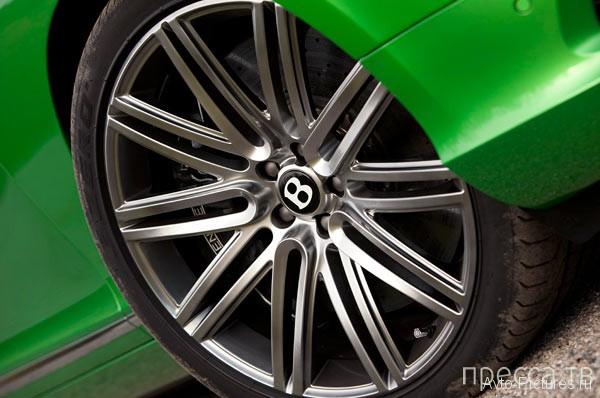 Само совершенство - 2013 Bentley Continental GT Speed (19 фото + видео)