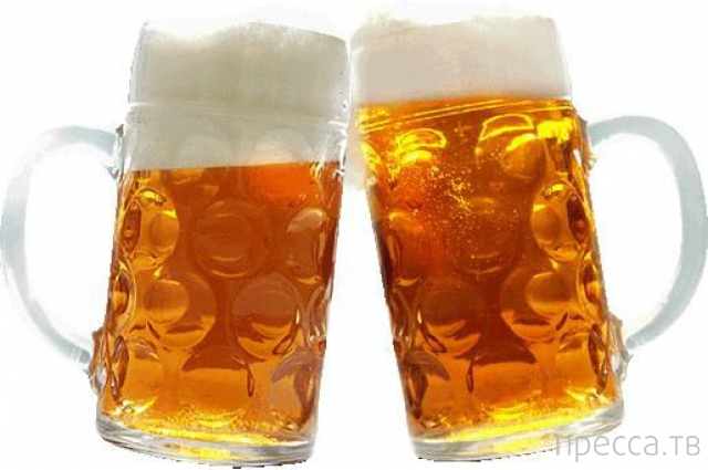 Разоблачаем распространенные мифы о пользе пива (6 фото)