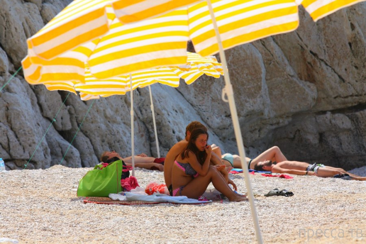 Капуташ - лучший пляж Турции! (37 фото)