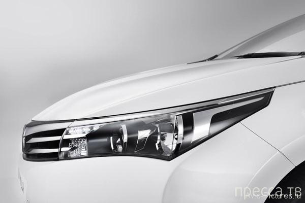 Фото новой Toyota Corolla 2014 (21 фото)