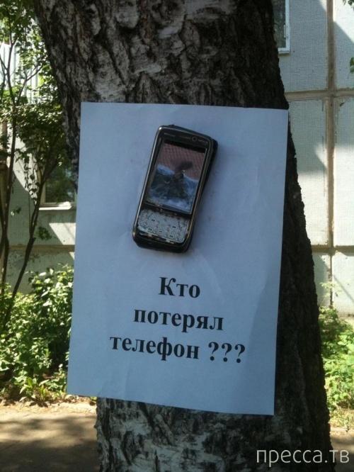 Самые прикольные объявления, найденные на просторах России (11 фото)