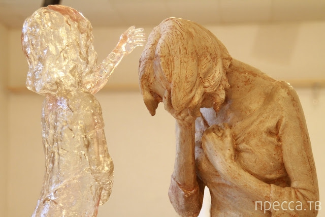 Памятник неродившимся детям (3 фото)