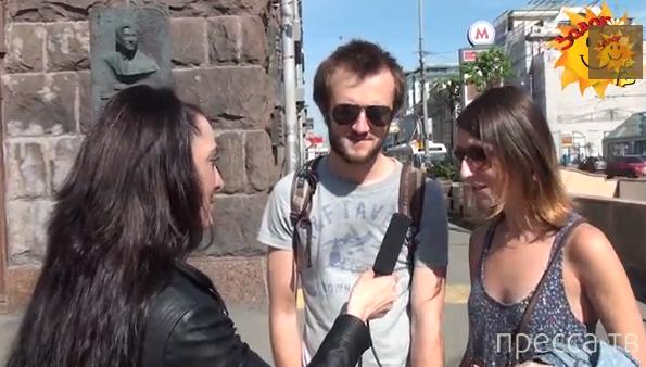 Будущее пугает... Опрос на улицах города (видео)