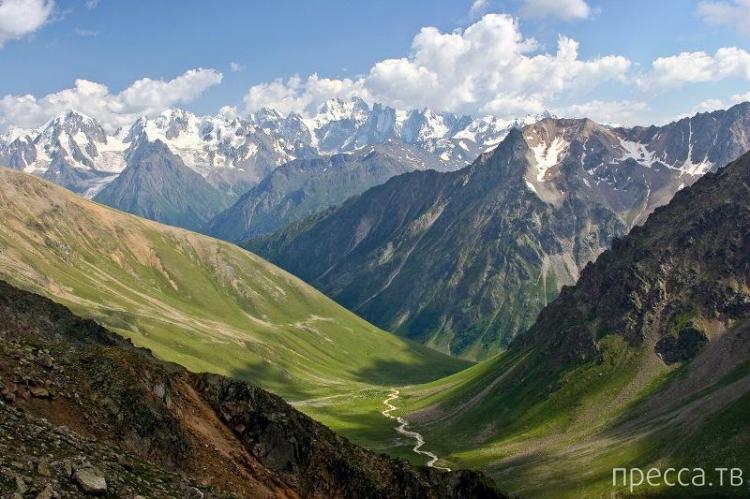 Самые экологически чистые регионы России (8 фото)