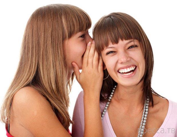 Девушки обсуждают свои тайны на форуме woman.ru...