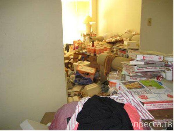 Квартира холостяка... (19 фото)