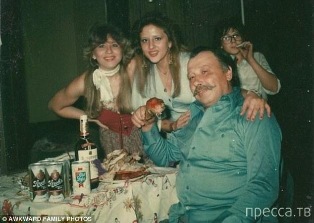 Смешные семейные фотографии... (19 фото)