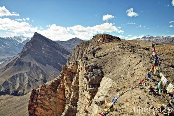 Суровая красота Северной Индии. Долина Спити (13 фото)