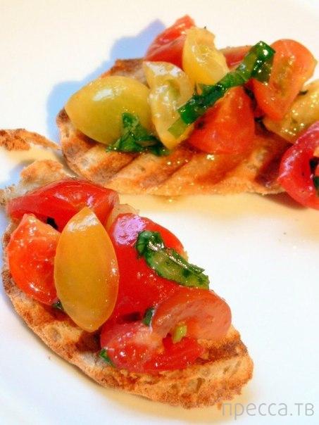 Топ 10: самые вкусные блюда Итальянской кухни (10 фото)