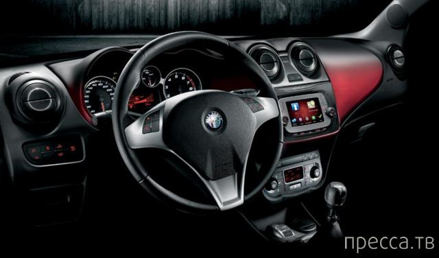 Обновленный хэтчбек Alfa Romeo MiTo (3 фото)