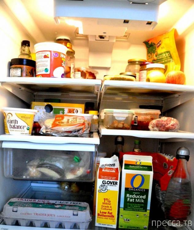 Советы: как выбрасывать меньше еды (4 фото)