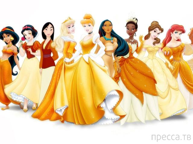 Принцессы не какают...