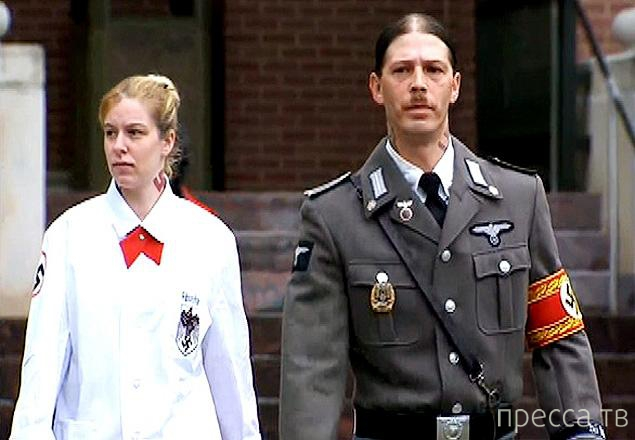Поклонников германского фашизма лишили родительских прав (6 фото)