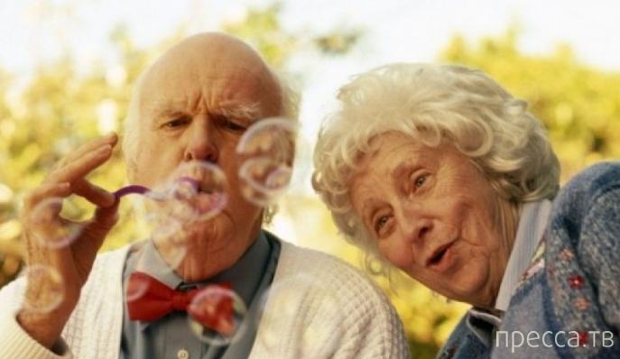 Основные признаки старения...