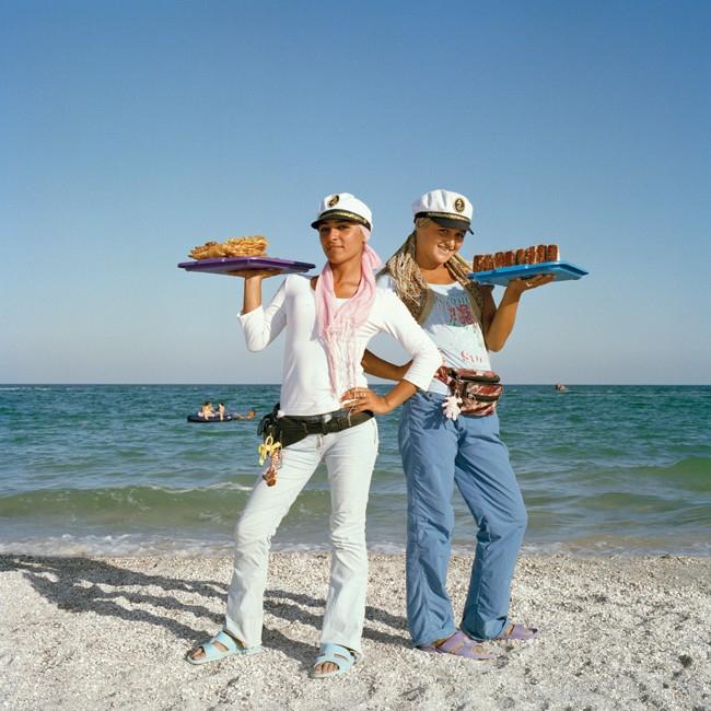 Малый бизнес: пляжные торговцы Украины (17 фото)