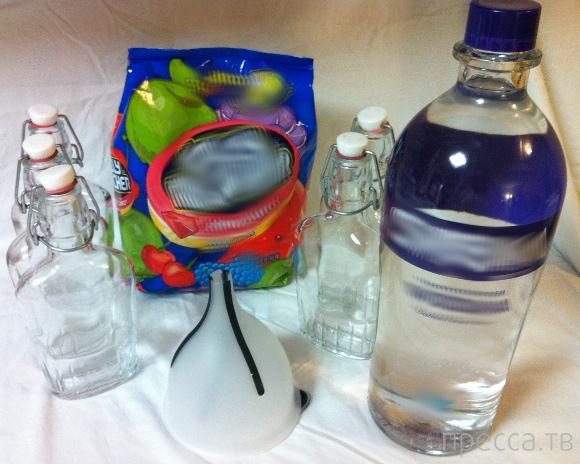 Необычная водка в домашних условиях (8 фото)