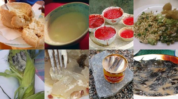Топ 10: самые отвратительные блюда (12 фото)