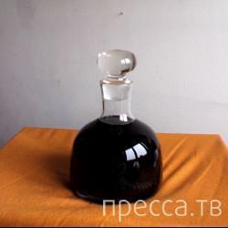 Вкуснятинка: ликер из черной смородины