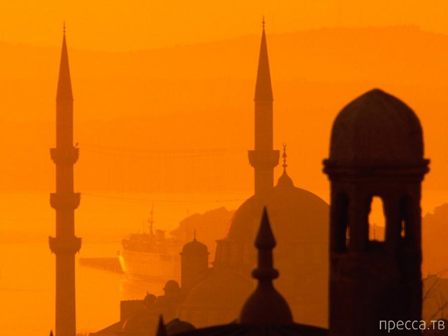 Обратная сторона Турции...
