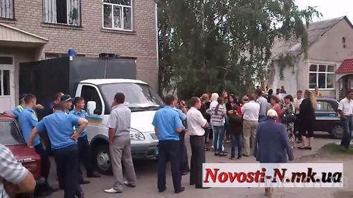 """Жертва милиционеров-насильников умоляла: """"Хлопцы, только не убивайте меня!""""  Проишествие в Николаевской области. Жесть!!! (4 фото + видео)"""