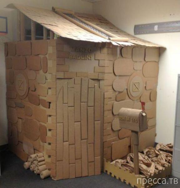 Подборка смешных приколов, которые произошли на рабочем месте (36 фото)