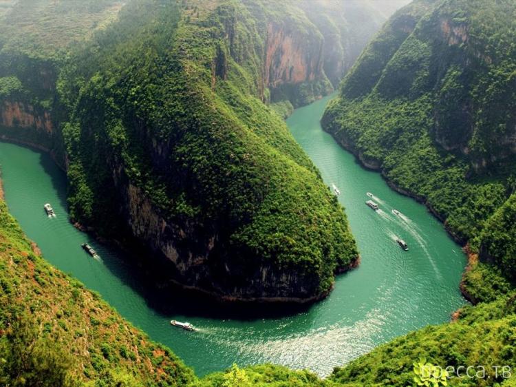 Топ 6: Самые красивые места Китая (6 фото)