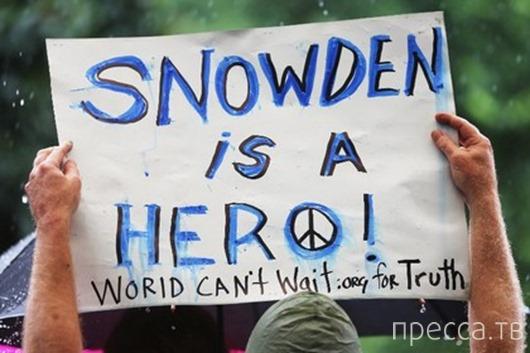 Михаил Задорнов про Эдварда Сноудена (4 фото)