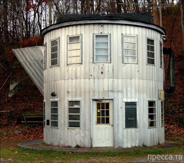 Самые необычные дома (25 фото)