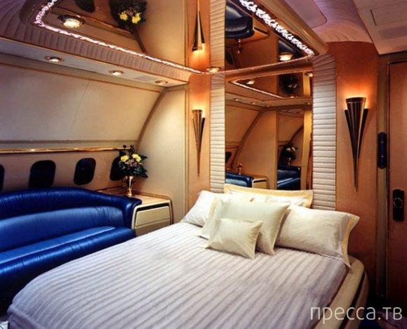 Самолет султана Брунея (10 фото)