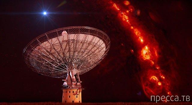 Ученые уловили загадочные радиоволны из другой галактики (2 фото)