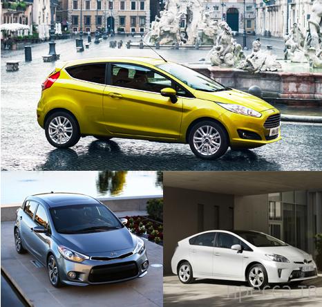Лучшие автомобили 2013 по мнению женщин (6 фото)