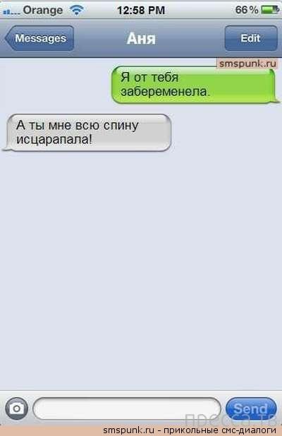 Прикольные СМС-диалоги, часть 42 (14 фото)