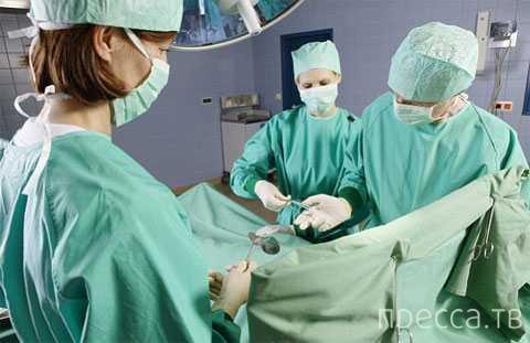 Пациентка очнулась, когда врачи начали разбирать ее на органы