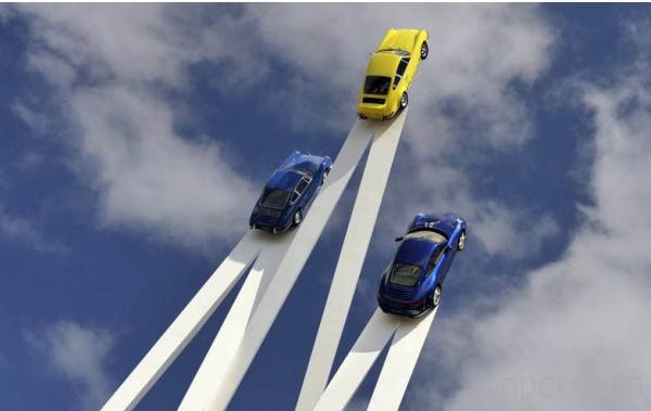 Открытие Гудвудского фестиваля скорости 2013 (16 фото)