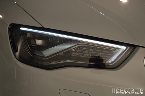 Новинка 2014 - Audi A3 седан (15 фото)